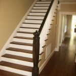Main stair after